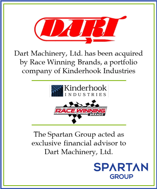 Dart Machinery, LTD