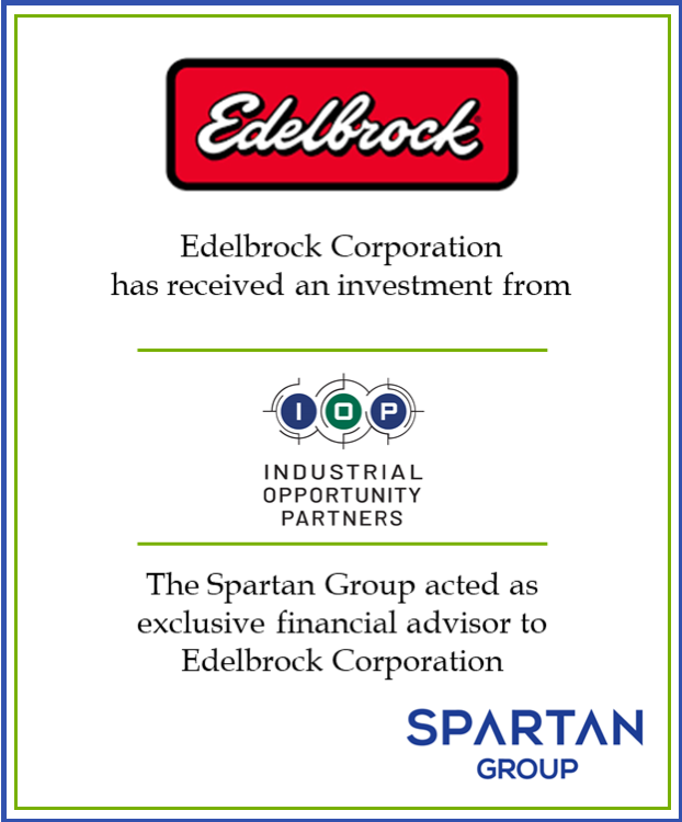 Edelbrock Corporation