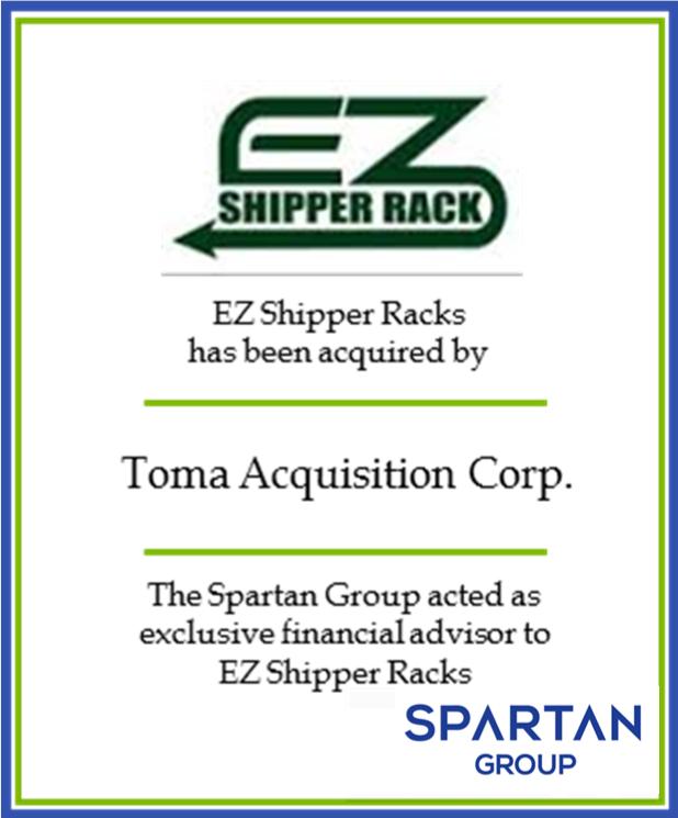 EZ Shipper Racks