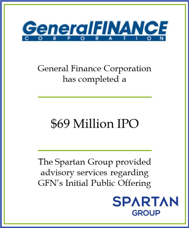 general-finance-corporation