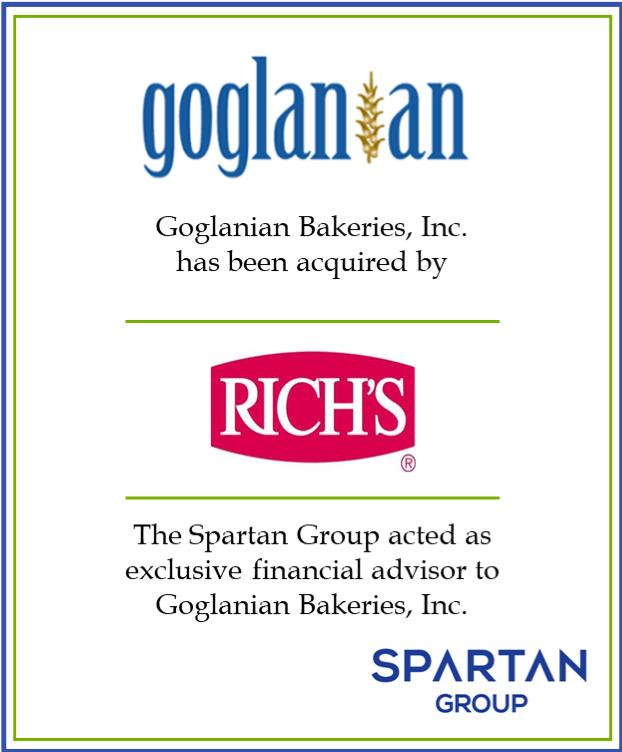 Goglanian Bakeries, Inc.