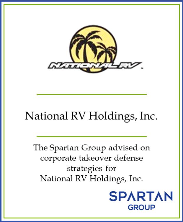 National RV Holdings, Inc.