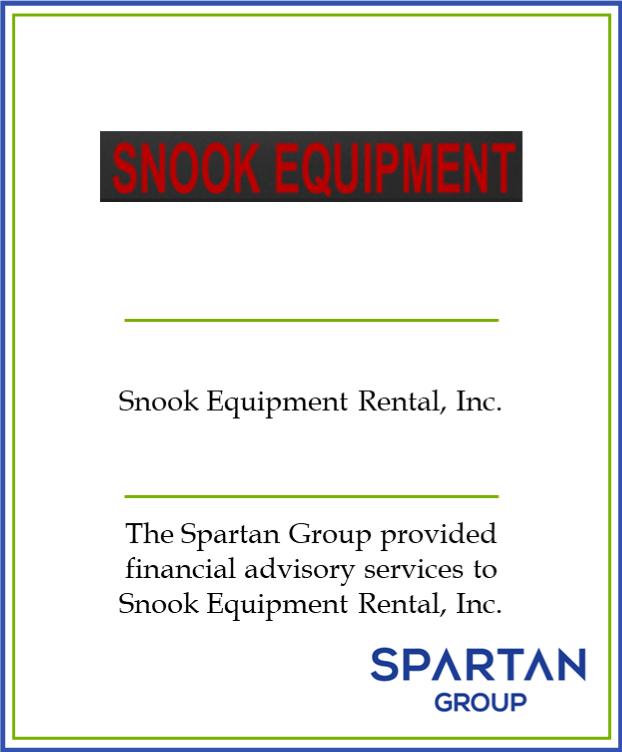 Snook Equipment Rental, Inc.