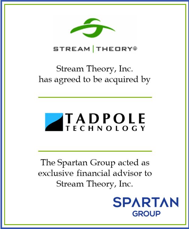 Tadpole Technology