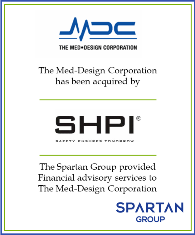 The Med-Design Corporation, Inc.