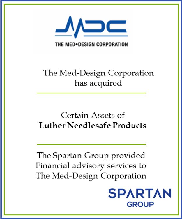 The Med-Design Corporation